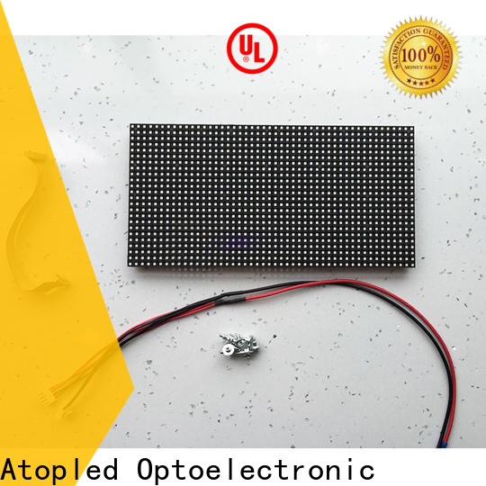 Atop screen mini led module with relaible quality for advertising