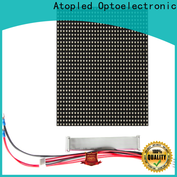 Atop customized led module 12v to meet different need for indoor rental led display