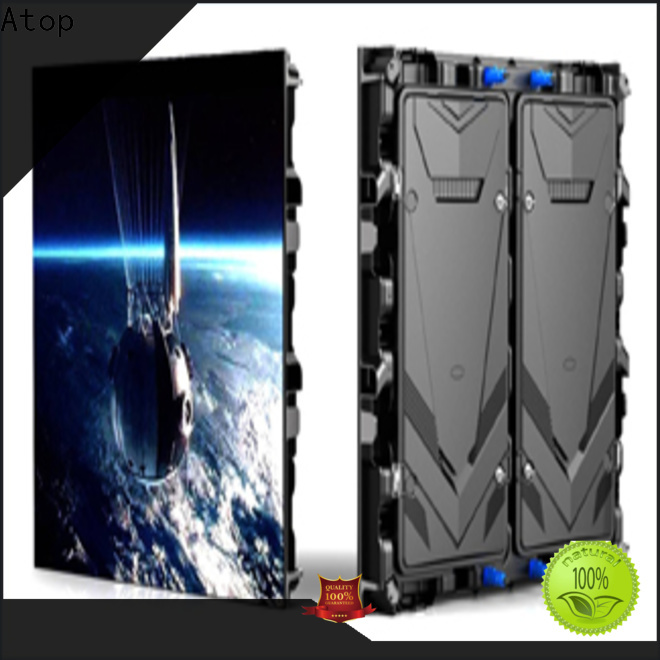 waterproof small led screen installation on sale for both outdoor and indoor