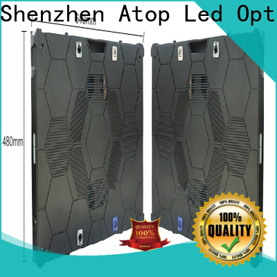Atop cost-effective custom led panel with the stringent quality standards for both outdoor and indoor