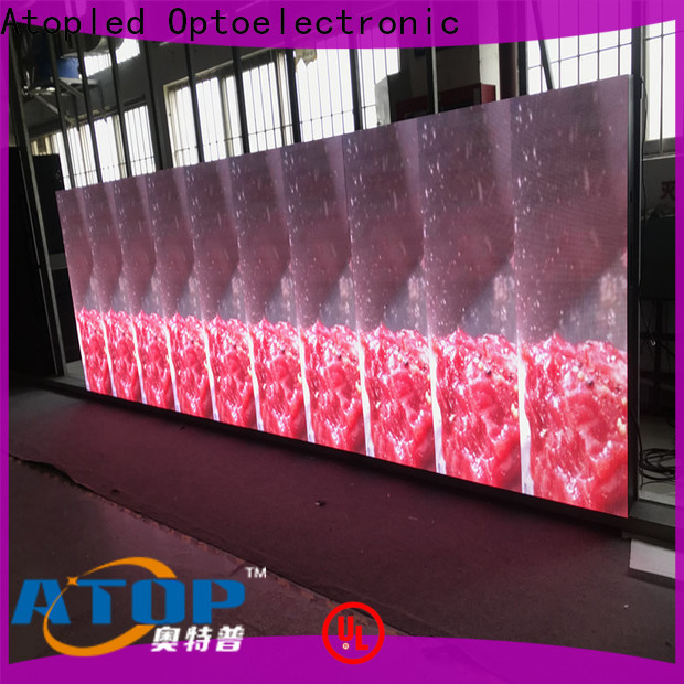 wholesale led wall manufacturers in china with reliable quality for both outdoor and indoor