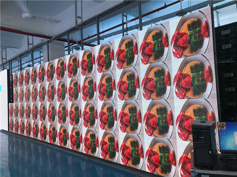 P2.5 Indoor Commercial Led Display For Fixed Installation-ATOP LED