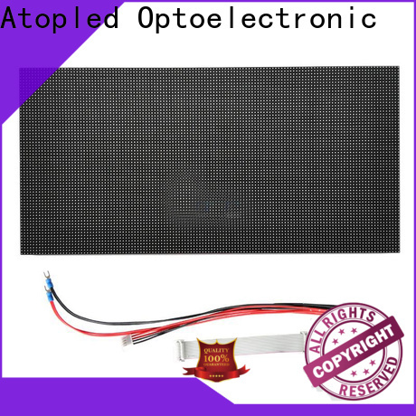 Atop high quality round led module easy operation in market