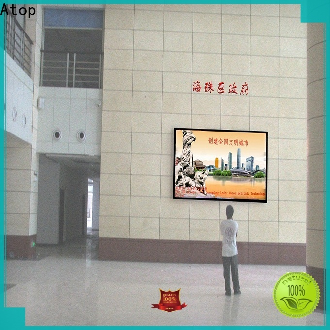 good consistency led wall panel design installation with best color uniformity in market