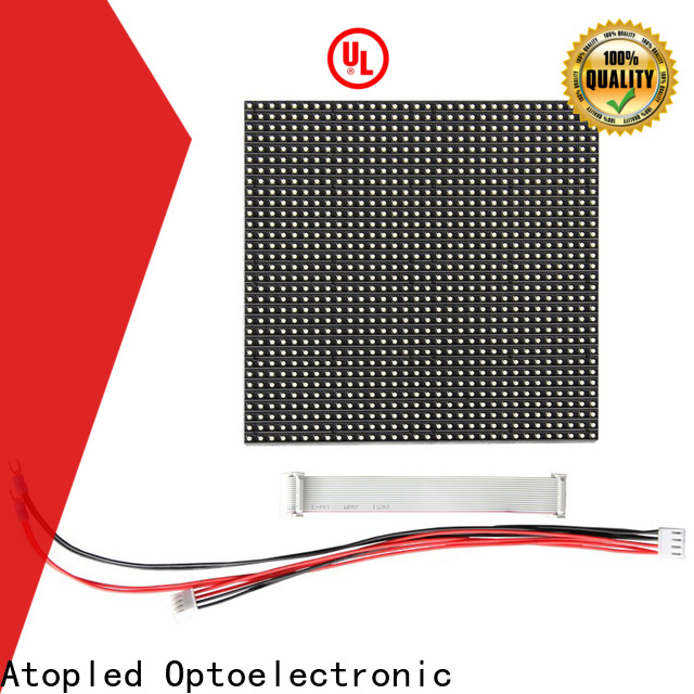 Atop high quality led module easy operation in market