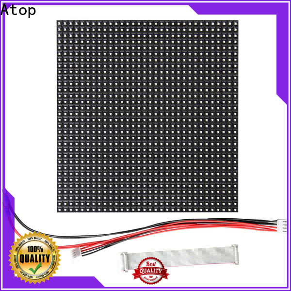 Atop high quality led modules for signs with relaible quality in market