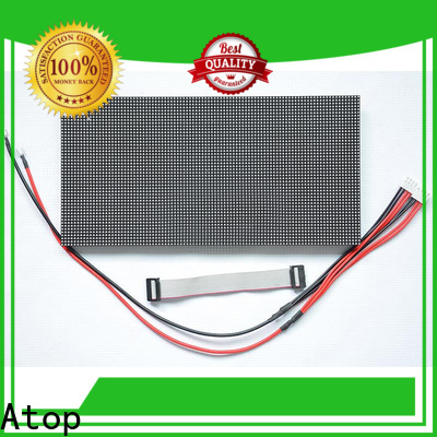 customized flexible led module panel for indoor rental led display
