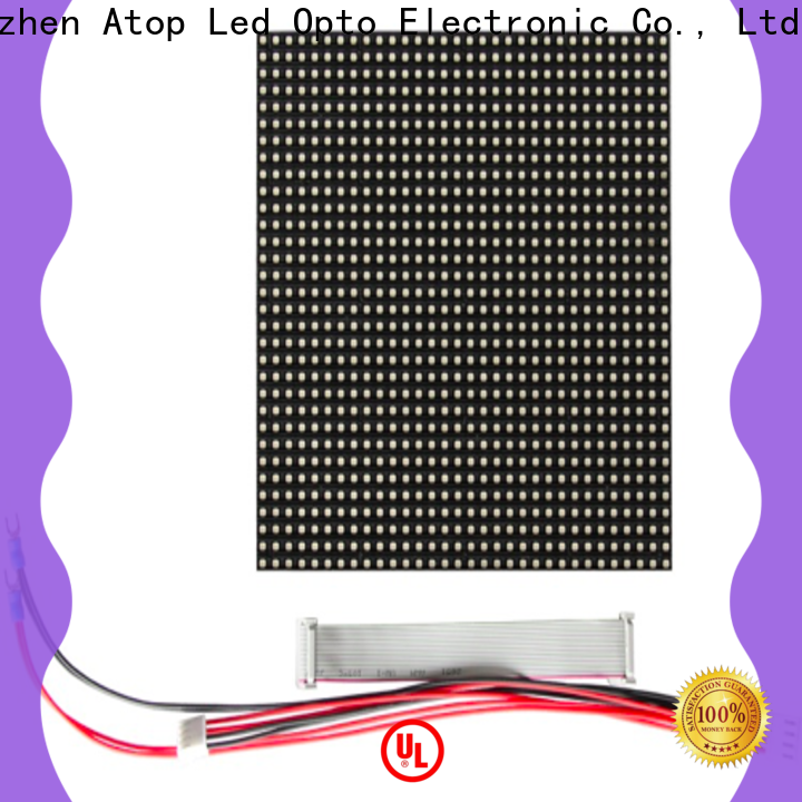 high quality flexible led module full easy operation for indoor rental led display