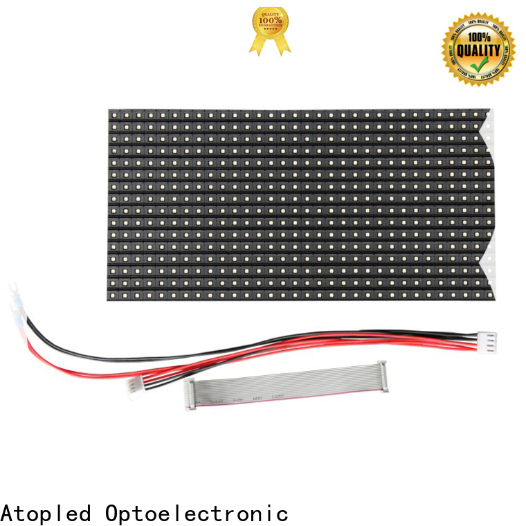 Atop online rgb led module with relaible quality for indoor rental led display