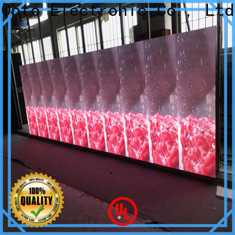 cost-effective led video wall supplier with reliable quality for company advertising
