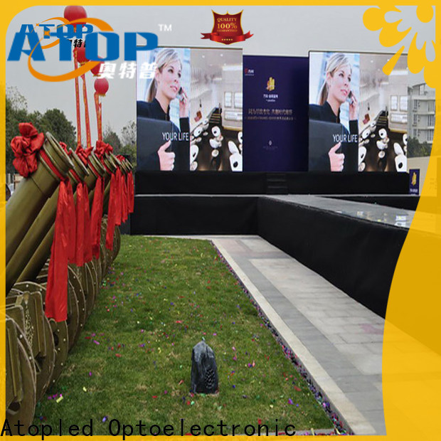high-quality rental led display wall with high-quality