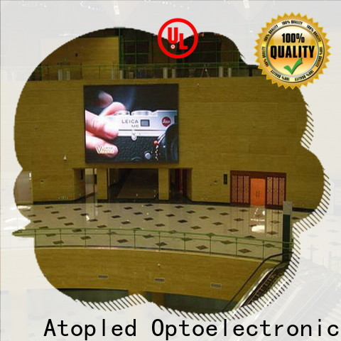 priced-low digital billboard advertising stage with high-quality for indoor rental led display
