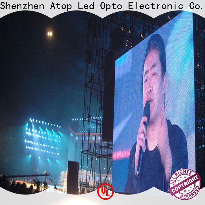 Atop outdoor outdoor led panel with reliable quality in market