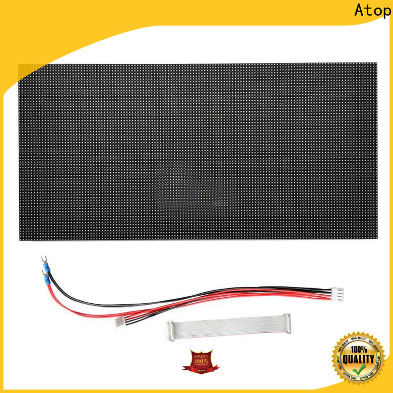 high quality waterproof led module customized easy operation for advertising