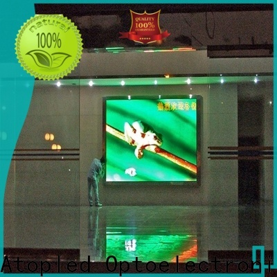 Atop good consistency fixed led display with relaible quality for indoor led display