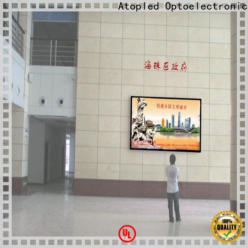 wide view angle fixed led display led with best color uniformity for indoor led display