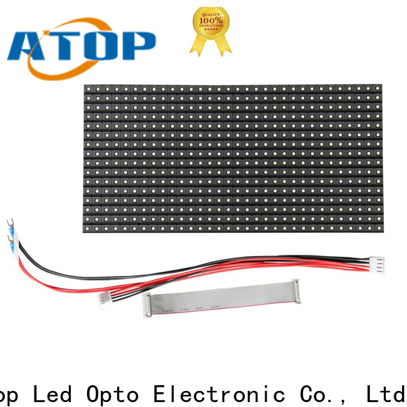 Atop online round led module in market