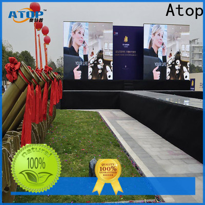 custom led display rental video in strict accordance with relevant national standards for LED screen