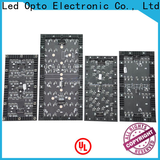 Atop online flexible led screen price easy to assemble for shaped stage background