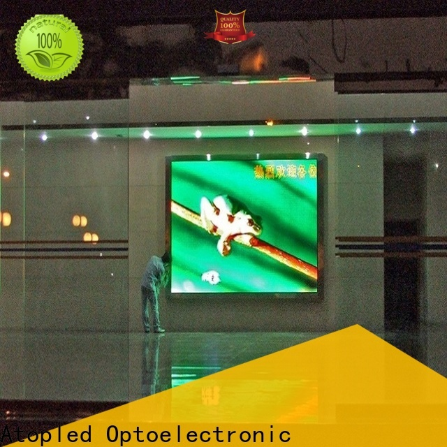 indoor led screen fixed with best color uniformity for indoor led display