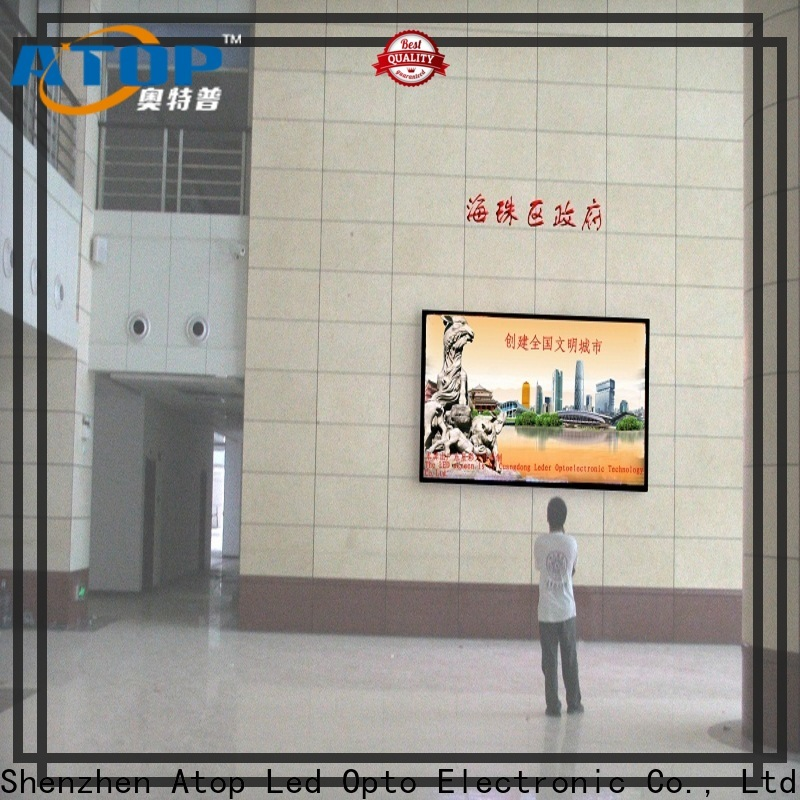favorable fixed led display full with relaible quality in market