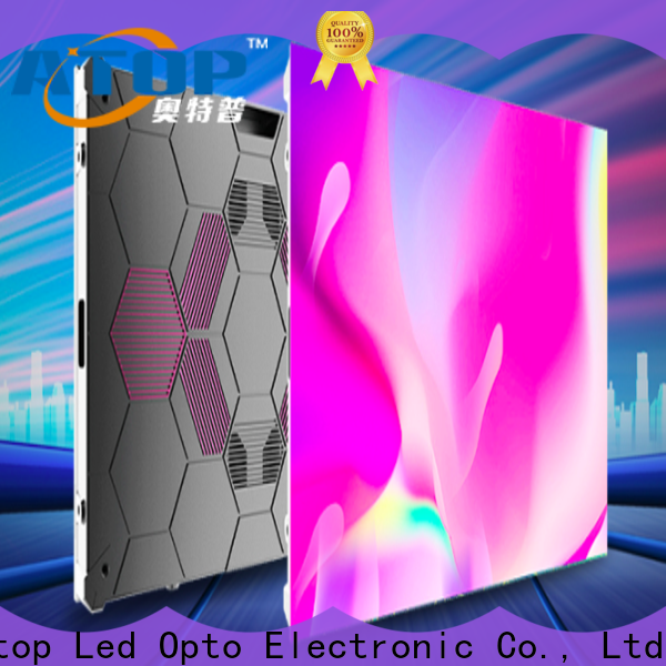 excellent small led display screen manufacturer for both outdoor and indoor