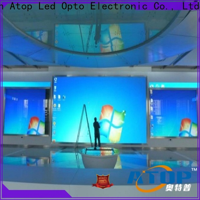 favorable large led screen led with reliable driving IC for advertising