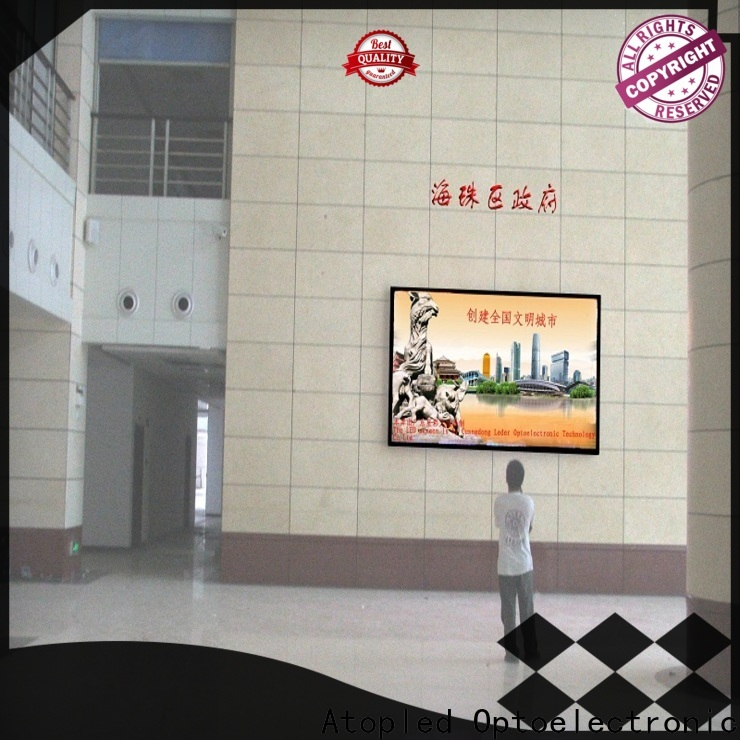 Atop screen led display technology with best color uniformity for indoor led display