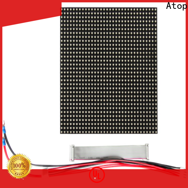 Atop panel red led module with relaible quality in market