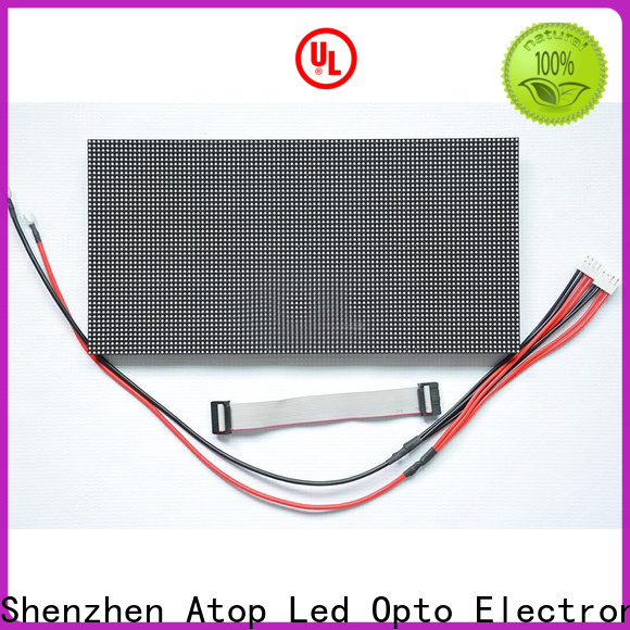 online waterproof led module indoor easy operation for indoor rental led display