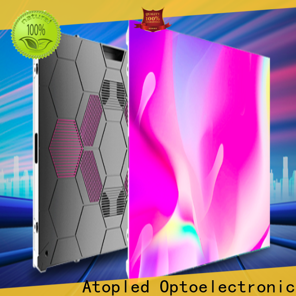 Atop excellent small led display supplier in market