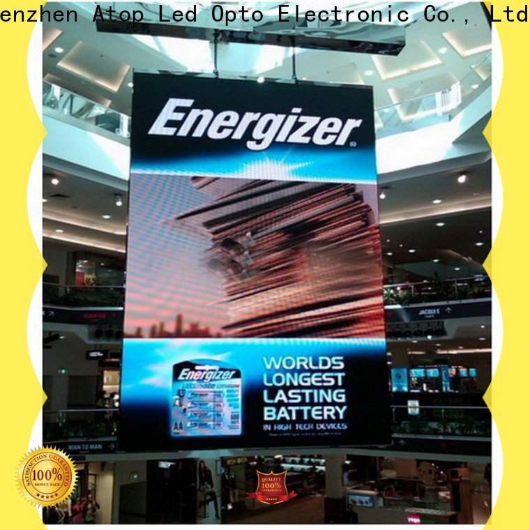 Atop high-quality led billboard manufacturer with high-quality for LED screen