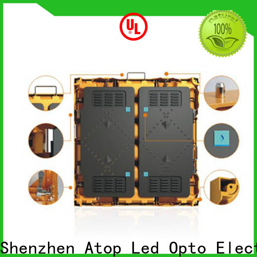 Atop quality alibaba led easy maintenance for both outdoor and indoor