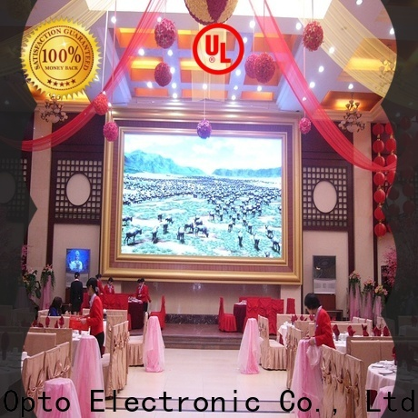 led p10 module fixed with best color uniformity for advertising
