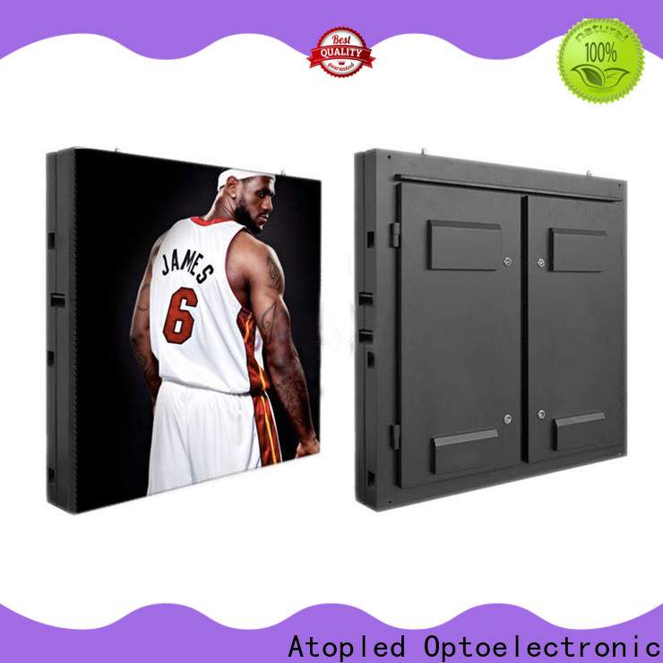 reasonable p10 outdoor led display display on sale for advertising