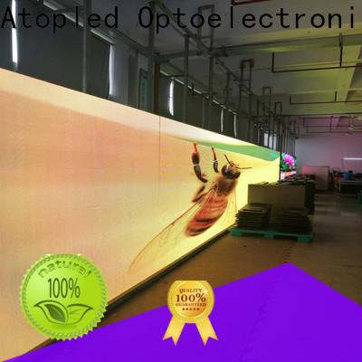 Atop led rental screen easy maintenance in market
