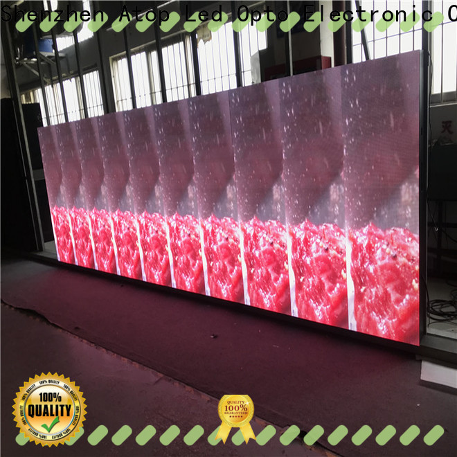 wholesale screen transparent factory in market