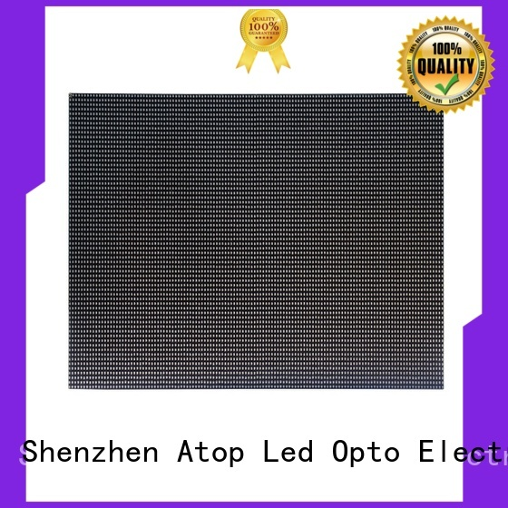 Atop quality indoor led module to meet different need for advertising