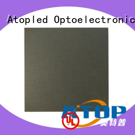 hd led panel mounted with relaible quality for indoor led display