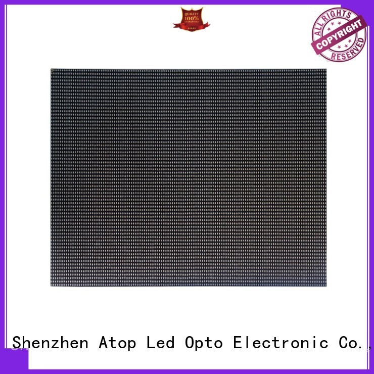 online indoor led module screen for indoor rental led display