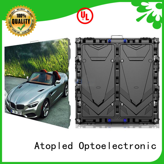 automatically video wall display large with best color uniformity for indoor led display