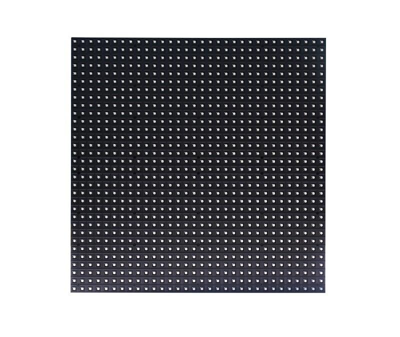 Best P7.62 indoor  led module size 384x192mm