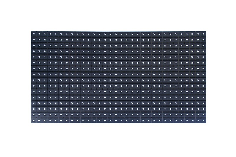High quality P10 indoor led module size 320x160mm