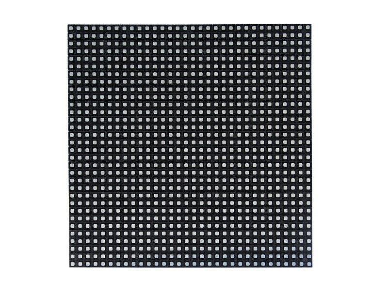 Full color P6 outdoor led module size 192x192mm\192*96mm