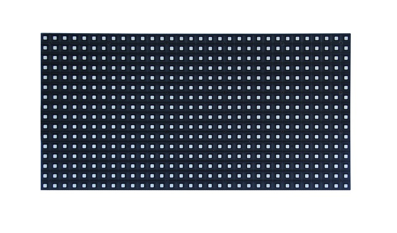 Atop customized 100w led module to meet different need for indoor rental led display