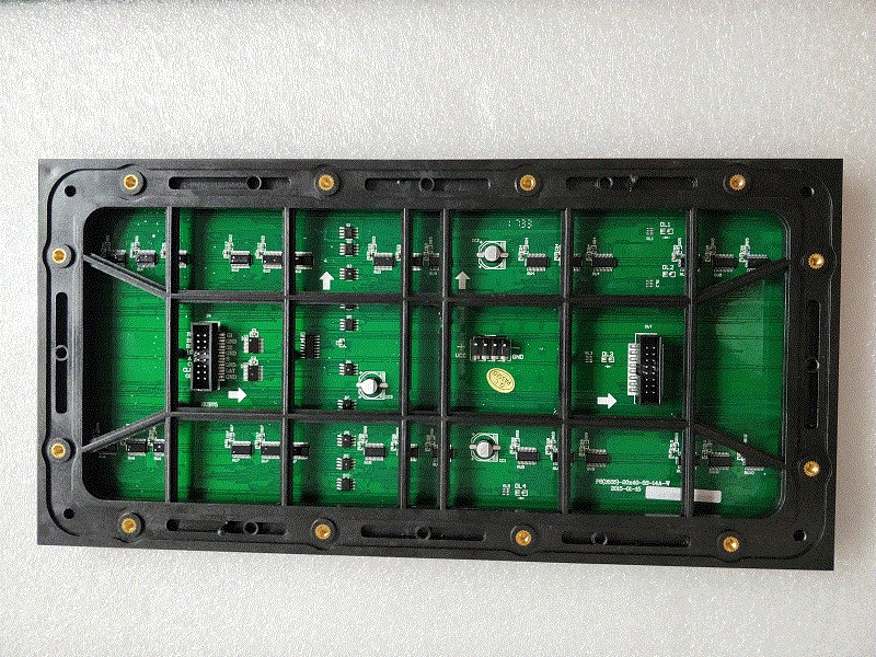 customized 12v led module panel easy operation for indoor rental led display-4