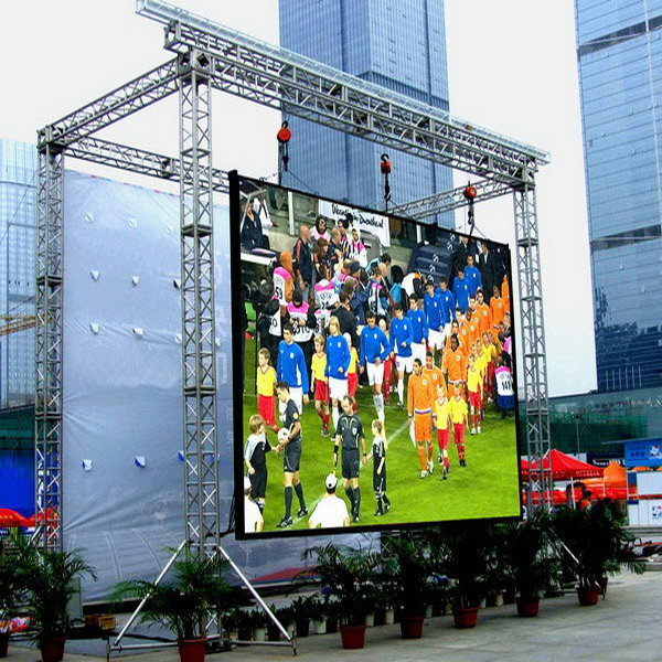 P10  Outdoor fixed installation led display screen