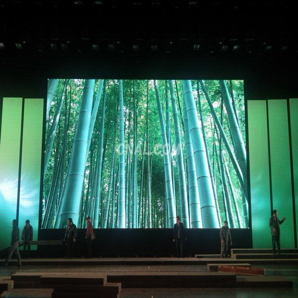P4  Full Color High Brightness Panels Indoor Rental Advertising Display