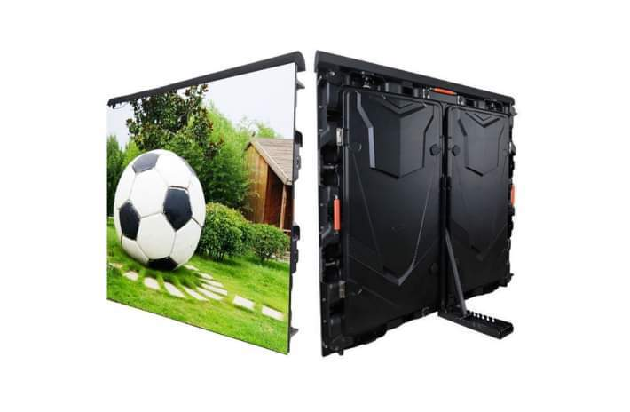 Indoor Outdoor rental sport stadium led display