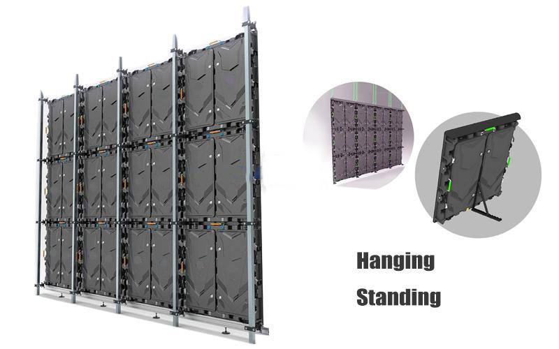high quality outdoor led display screen price fixed to meet different need in market、-6